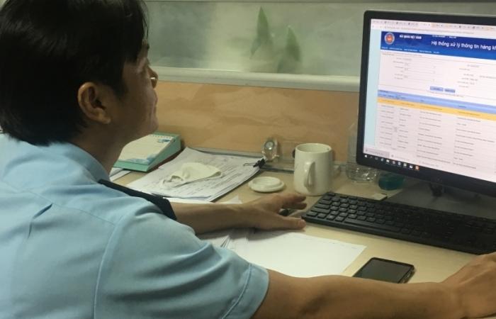 Hải quan Hà Nội liên tiếp đoạt giải Nhất về xếp hạng ứng dụng công nghệ thông tin