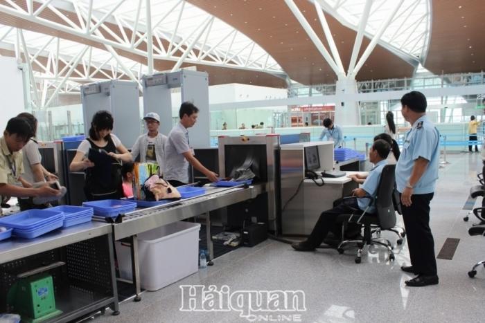 Nước rút triển khai Cơ chế một cửa và quản lý tự động tại cảng hàng không quốc tế Đà Nẵng
