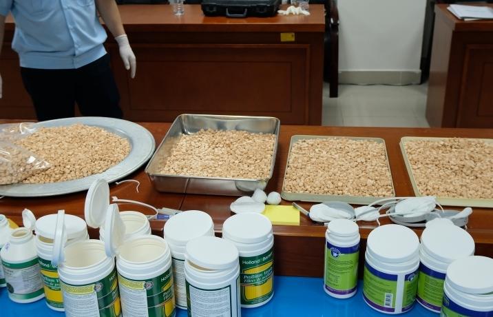 Hải quan Hà Nội chủ trì triệt phá thành công 3 chuyên án ma túy khủng