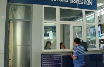 Có khoảng 15 khách xuất cảnh hoàn thuế GTGT/tháng tại sân bay Đà Nẵng