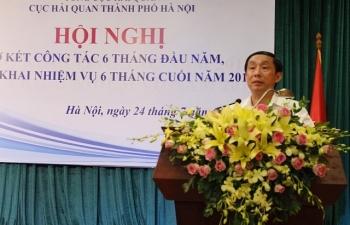 Hải quan Hà Nội quyết tâm thu ngân sách nhà nước vượt 5% chỉ tiêu