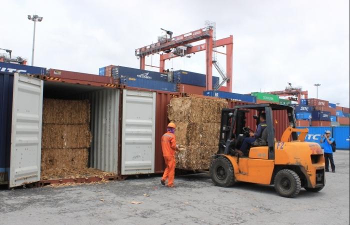 Rà soát, lập danh sách container phế liệu đề nghị tái xuất