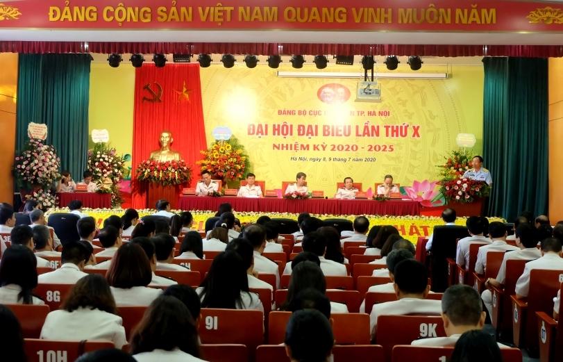 Đại hội Đảng bộ Cục Hải quan Hà Nội đề ra 6 nhiệm vụ trọng tâm giai đoạn 2020-2025