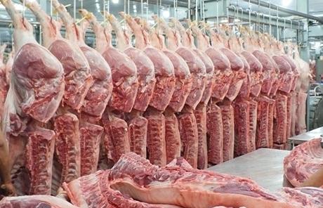 Giải quyết thủ tục hải quan thuận lợi mặt hàng thịt lợn nhập khẩu