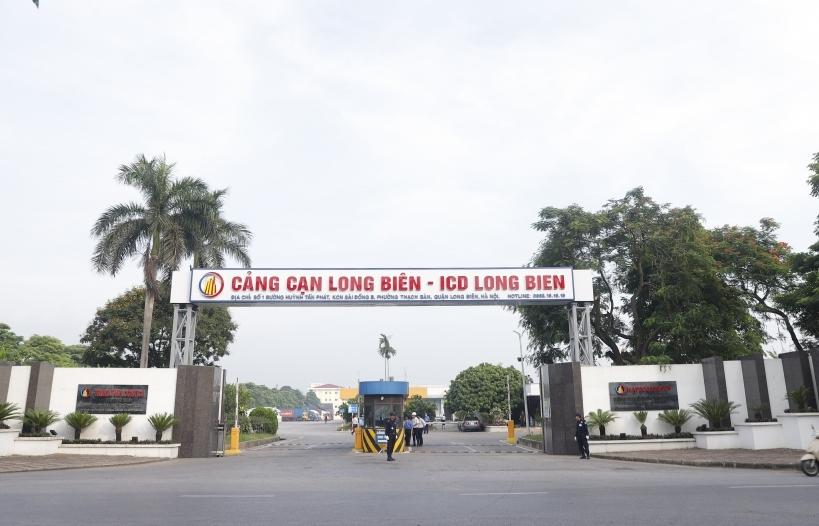 Bổ sung quy định chuyển cửa khẩu đối với hàng nhập về cảng cạn Long Biên
