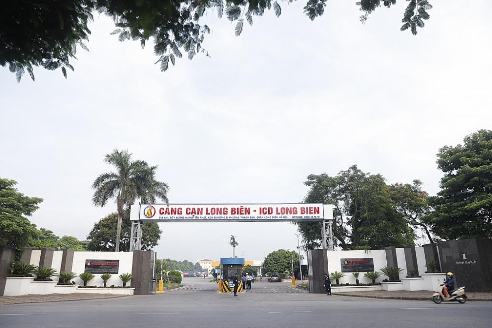 ICD Long Biên, thành phố Hà Nội.