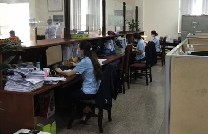 Hải quan Hà  Nội bố trí cán bộ đảm bảo không ách tắc công việc