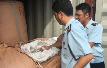 Đã đưa hơn 500 container phế liệu không đủ tiêu chuẩn ra khỏi lãnh thổ Việt Nam