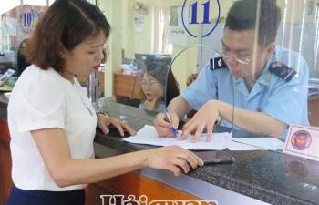 Hải quan Hà Nội: Sự hài lòng của doanh nghiệp ngày một cao