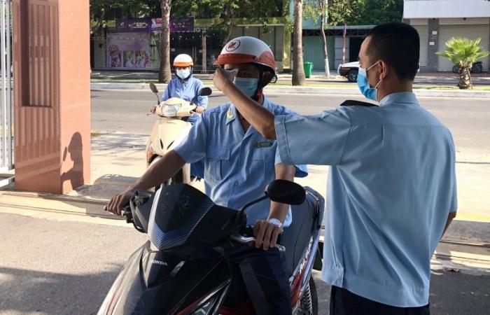 Hải quan Đà Nẵng yêu cầu công chức thực hiện nghiêm phòng chống dịch