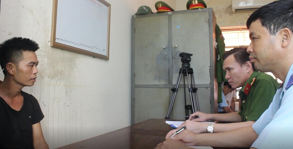 Tặng Giấy khen cho 1 tập thể và 2 cá nhân có thành tích bắt giữ ma túy tại Thanh Hóa