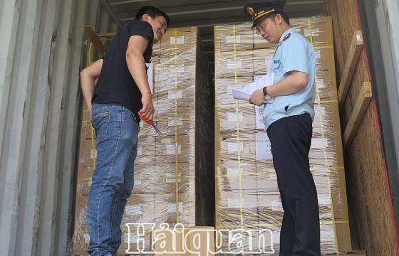 Hải quan Hà Nội xây dựng kế hoạch chủ động ngăn chặn vi phạm xuất xứ hàng hóa