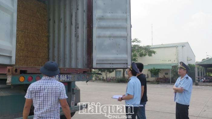 Hải quan Hà Nội: Thu hơn 32 tỷ đồng từ phạt vi phạm hành chính