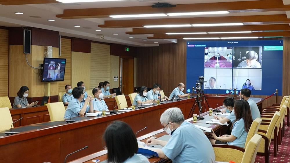 Hội thảo trực tuyến tiếp tục ghi nhận nhiều ý kiến góp ý vào nội dung nghị định.
