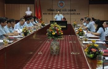Đảng ủy cơ quan Tổng cục Hải quan bám sát chỉ đạo các nhiệm vụ chính trị
