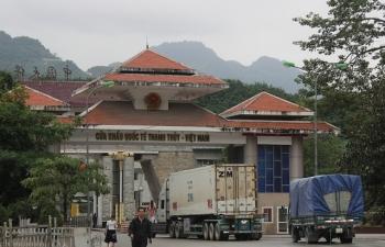 Hải quan Hà Giang: Thu ngân sách từ năng lượng điện là chủ yếu