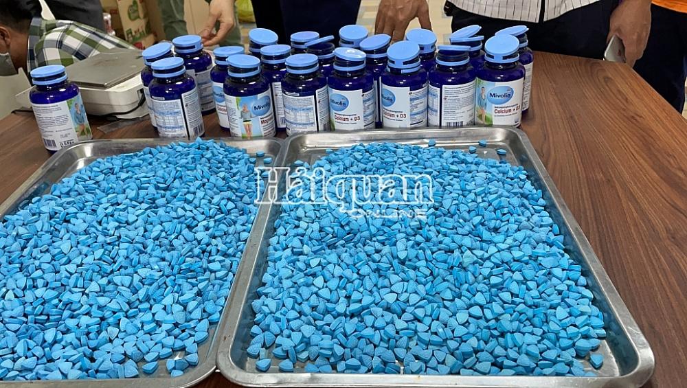 Kết quả của Chuyên án HP 621 (tính đến 6/10/2021), bắt giữ 2 đối tượng (khởi tố 2 đối tượng); thu giữ: 11,09787 kg ma túy tổng hợp (MDMA).