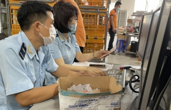 Hải quan Hà Nội: Nhiều chi cục đã vượt chỉ tiêu thu ngân sách