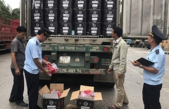 Đẩy nhanh thông quan nông sản xuất khẩu đi Trung Quốc