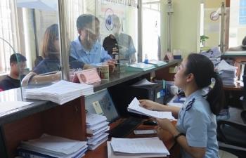 Hải quan Vĩnh Phúc thu ngân sách vượt 9,5% chỉ tiêu