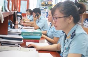 Hải quan Hà Nội thu 456 tỷ đồng từ công tác hậu kiểm
