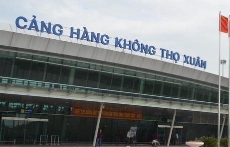 Hướng dẫn thủ tục chuyến bay quốc tế không thường xuyên tại sân bay Thọ Xuân