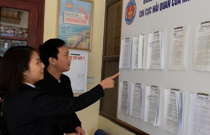 Hải quan Thanh Hóa thu nộp ngân sách đạt 112,88% so với chỉ tiêu
