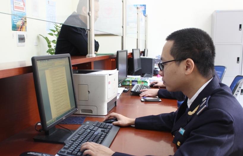Hải quan Hà Nội: Ước năm 2020 thu đạt 99,1% dự toán
