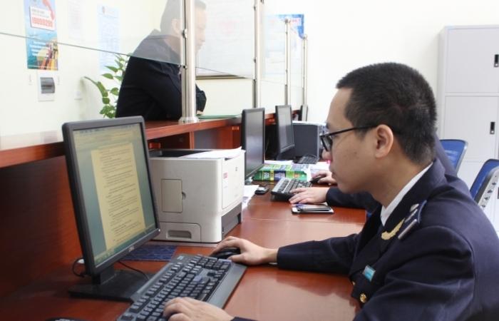 Không có mã số thuế, cá nhân sử dụng mã tạm 9999999999-998 để khai hải quan