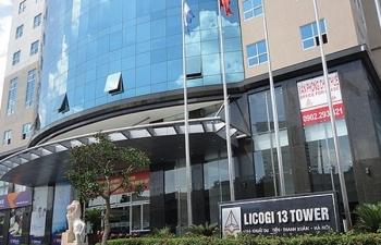 Licogi 13 bị phạt hành chính trong lĩnh vực chứng khoán hơn 300 triệu đồng