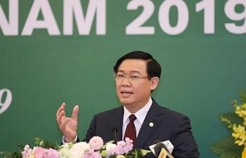 """Phó Thủ tướng Vương Đình Huệ: Tạo khả năng chống """"sốc, va đập"""" cho TTCK"""