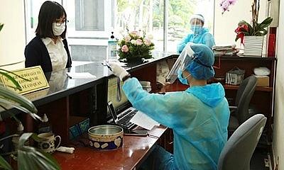 Kho bạc Nhà nước tăng cường triển khai các biện pháp phòng, chống dịch Covid-19