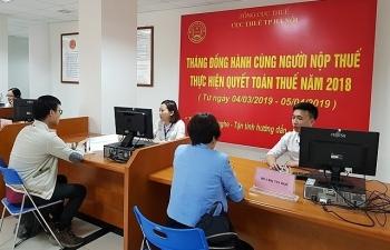 Cục Thuế Hà Nội giảm 39 đội thuế sau sáp nhập Chi cục Thuế