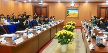 Bộ Tài chính làm việc với Hội đồng Kinh doanh Hoa Kỳ - ASEAN