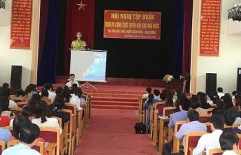 KBNN Kinh Môn quyết liệt mở rộng dịch vụ công trực tuyến
