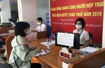 Cục Thuế Hà Nội đã tiếp nhận hơn 54 nghìn hồ sơ quyết toán thuế