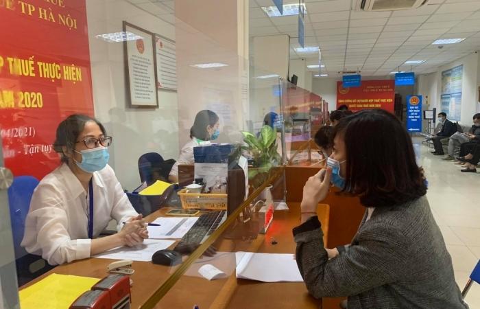 Ngành Thuế quyết liệt chỉ đạo triển khai thực hiện phòng, chống dịch bệnh Covid-19