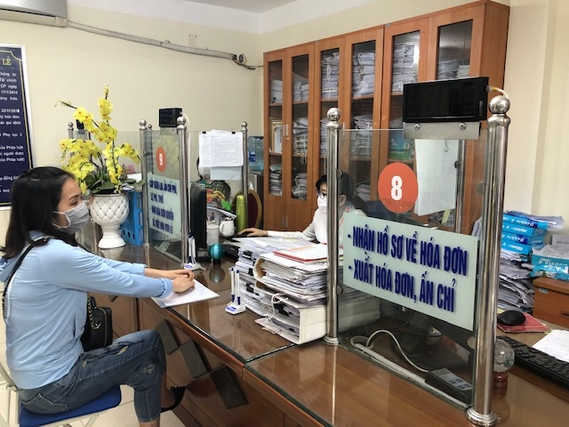 Cục Thuế Hà Nội đã tiếp nhận hơn 31 nghìn giấy đề nghị gia hạn nộp thuế