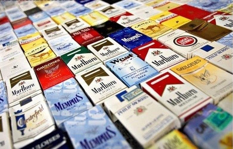 Từ ngày 15/5, thuốc lá, rượu nhập khẩu và sản xuất trong nước sẽ phải dán tem điện tử
