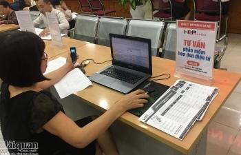 Cục Thuế Hà Nội hỗ trợ doanh nghiệp triển khai hoá đơn điện tử