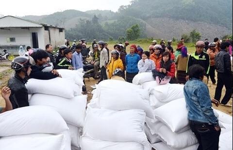 Đã xuất cấp hàng chục nghìn tấn gạo dự trữ quốc gia trị giá 585 tỷ đồng