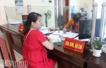 133 thủ tục hành chính thuế đạt dịch vụ công trực tuyến mức 3