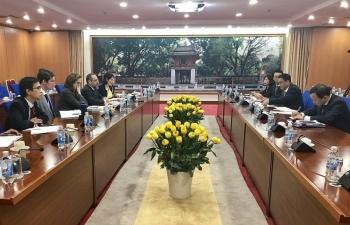 Thúc đẩy phát triển lĩnh vực năng lượng điện tại Việt Nam