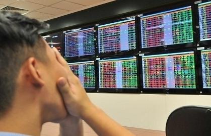 """Thị trường chứng khoán """"rơi"""" mạnh ngay từ đầu tuần"""