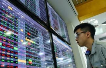 Thị trường UPCoM đột ngột giảm mạnh khi dịch Covid-19 bùng phát trở lại