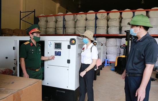 Khẩn trương xuất cấp hàng dự trữ quốc gia để TPHCM phòng, chống dịch Covid-19