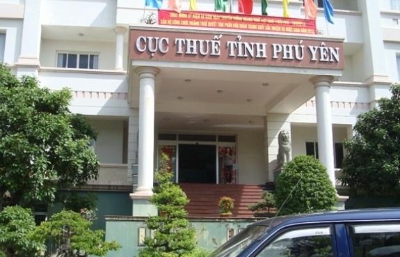 Phó Cục trưởng Cục Thuế Phú Yên bị tạm đình chỉ công tác 90 ngày
