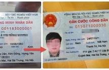 Miễn phí cấp mới thẻ căn cước lần đầu cho công dân
