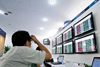 Áp lực giảm điểm của thị trường chứng khoán đang hiện hữu