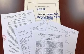 Nghe chuyện Cục Thuế Phú Thọ phối hợp triệt phá đường dây mua bán hoá đơn hơn 2.000 tỷ đồng